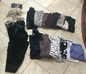 20 PIECE LOT - XS-S WOMAN'S CLOTHING