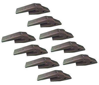 9 Backhoe Skid Bucket Weld On Shanks 34 Lip Fits 23 230 Teeth - 2740-mw-23