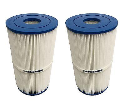 2 PACK Hot Spring Filters PWK30 C-6430 Tub 31489 Filter Tubs Watkins