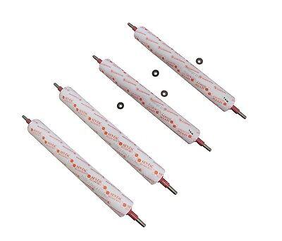 Syntac Rubber Roller Kit For Heidelberg 10x15 Windmill Letterpress 37h-k