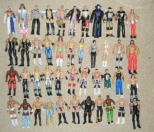 El Enterrador-serie básica-WWE Mattel Lucha Libre Figura