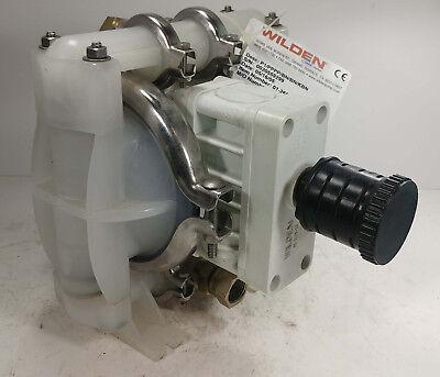 1 New Wilden P1ppppbnbnkbn Diaphragm Pump 12 Nnb Make Offer