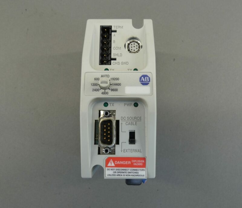 Allen-Bradley 1761-NET-AIC Advanced Interface Converter, Ser. B