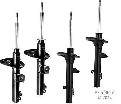 4 New Shocks Struts Full Set Taurus, Sable # 40245 Limited Life Time Warranty
