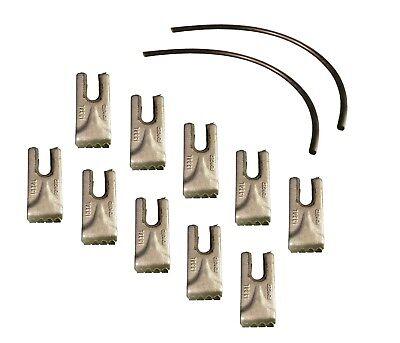 10- Pengo Carbide Auger Teeth W Rubber Quick Lock- Cs Ag Aggressor- 140016