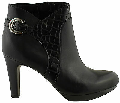 NATURALIZER ILLY LEATHER LADIES/WOMENS SHOES/BOOTS/ANKLE/PLATFORM ON EBAY AUS!