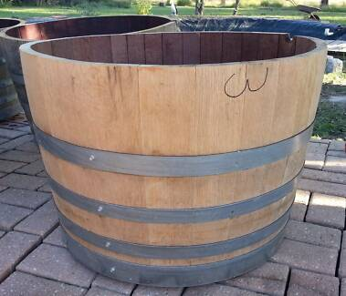Wine Barrels For Sale.