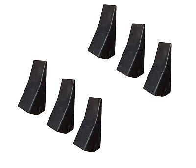 6 Backhoe Skid Steer Mini Ex Bucket Tooth - 23 230 230sp D51750 Tf23d