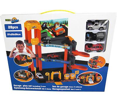 parkgarage kinderspielzeug gebraucht kaufen nur 4 st bis 65 g nstiger. Black Bedroom Furniture Sets. Home Design Ideas