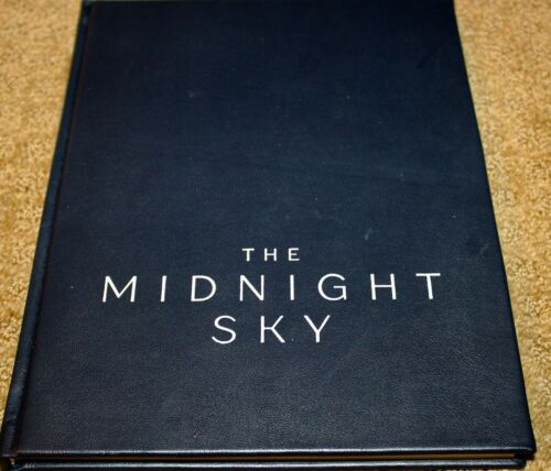 THE MIDNIGHT SKY MOVIE  SCREENPLAY SCRIPT FYC FOR YOUR
