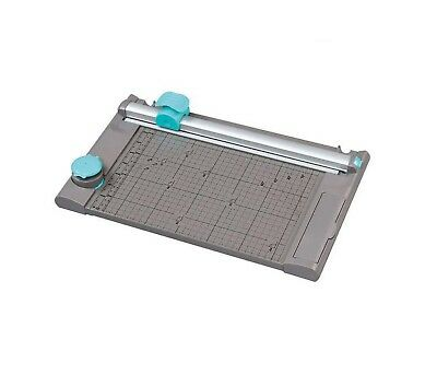4 In 1 Rotary Trimmer 13939 Table Top Paper Cutter Brand New