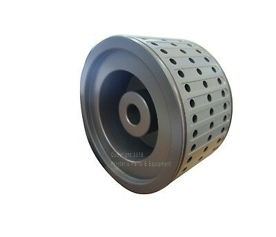 Vacuum Suction Wheel For Stahl Wide Aluminum Offset Printing Bindery Parts