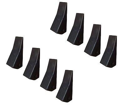 8 Backhoe Skid Steer Mini Ex Bucket Tooth - 23 230 230sp D51750 Tf23d