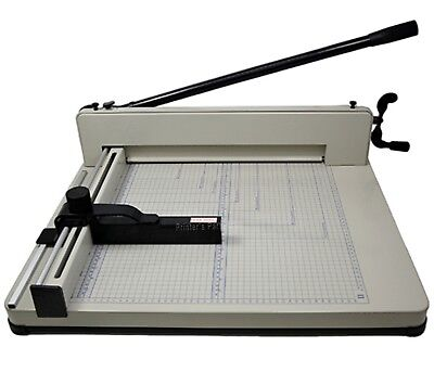 Manual Paper Cutter 17 Model 858-a3 Guillotine Paper Cutter