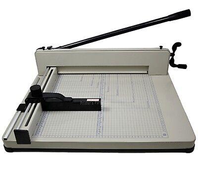 Manual Paper Cutter 17 Model 858-a3 Guillotine Paper Cutter
