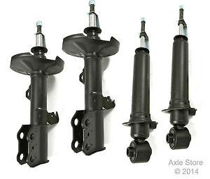 4 New Struts Shocks Full Set 00-05 Toyota Celica  #40122 Ltd Life Time Warranty