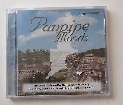 # PANPIPE MOODS -  CD NUOVO SIGILLATO -
