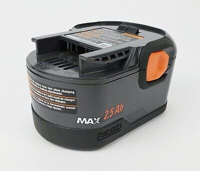 Ridgid 130254008 14.4v 2.5 Ah Ni-cd Battery New