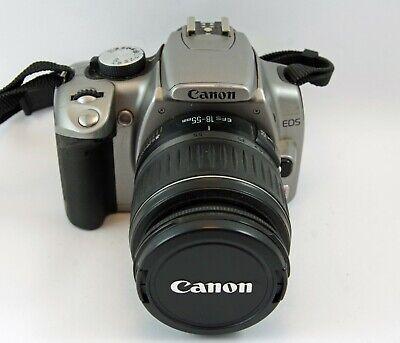 Canon EOS Digital Rebel XT 8.0MP Digital SLR Camera with 18-55mm EF-S Lens Eos Digital Rebel Xt Slr Camera