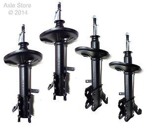 4 New Shocks Struts FULL Set Fits Corolla OE Replacement Ltd Lifetime Warranty