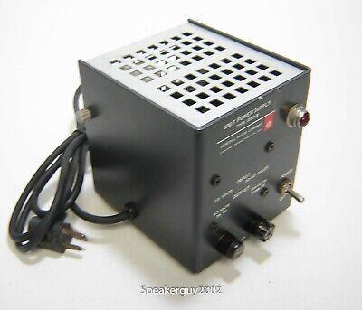 General Radio 1203-b Tube Power Supply 6.3 Vdc 3a - 300vac 50ma -- Kt3
