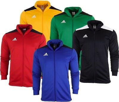 Adidas Mens Regista 18 PES Tracksuit Football Training Top Jacket Full Zip Cool