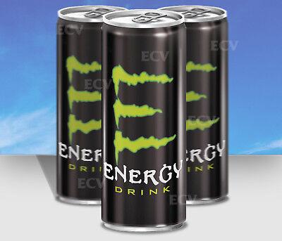 PREMIUM 30ML ENERGY DRINK LIQUID JUICE - USA MADE - FROM E C V - 0 MG FLAVOR