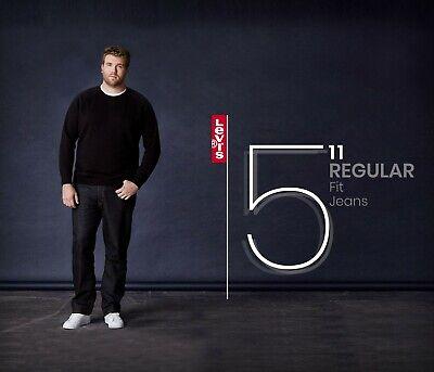 Brand New Original  Mens Levis 511 Jeans Trousers Genuine Slim Fit Denim