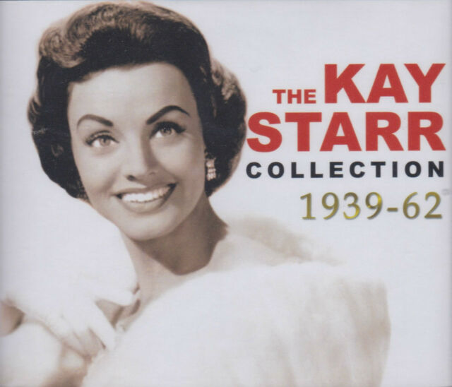 [NEW] 4CD: THE KAY STARR COLLECTION 1939-62