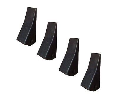4 Backhoe Skid Steer Mini Ex Bucket Tooth - 23 230 230sp D51750 Tf23d