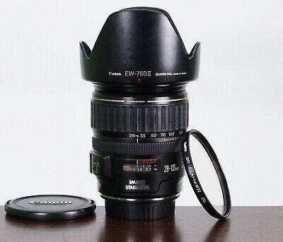 Canon EF 28-135mm f/3.5-5.6 IS USM Full frame Lens