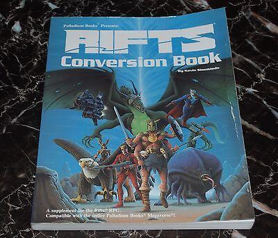 RIFTS RPG: Conversion Book Palladium Books