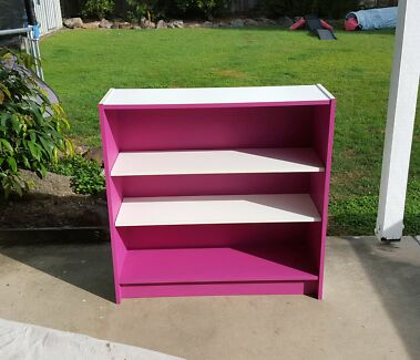 Pink Shelves / Bookcase  Marsden Logan Area Preview
