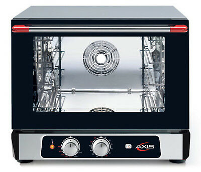 Axis Ax-513rh Convection Oven 12 Size Countertop Manual Controls