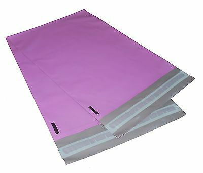 1000 12x15.5 Pink Lavender Poly Mailers Shipping Envelopes Boutique Quality Bags