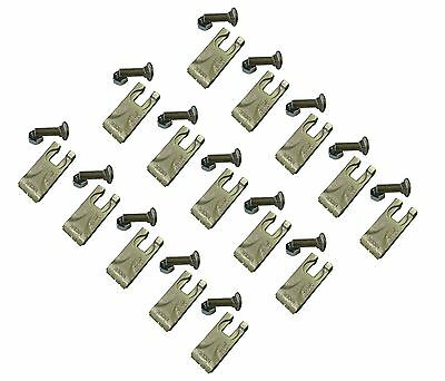 15 - Carbide Auger Teeth 134519 4050 Size Tooth For Pengo Aggressor Auger