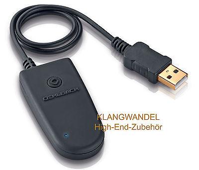 OEHLBACH BTT 5000 Kompakter Bluetooth-Sender mit aptX-Technologie Dual Pairing