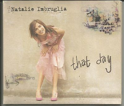 Natalie Imbruglia That Dog W  2 Unrelease   Video Cardstock Paper Pack Cd Single