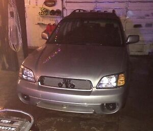2003 Subaru Outback H6 sell or trade