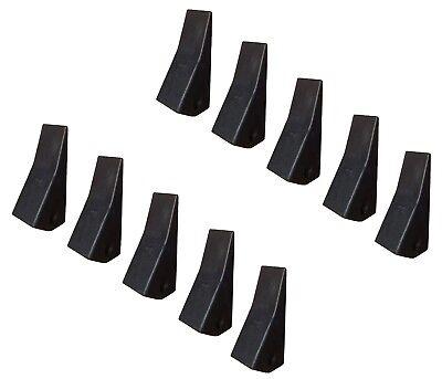 10 Backhoe Skid Steer Mini Ex Bucket Tooth - 23 230 230sp D51750 Tf23d