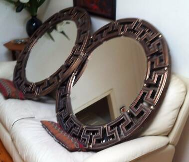 Mirrors - round - large Dulwich Hill Marrickville Area Preview