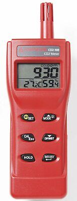 Amprobe CO2-100 Hand-held CO2 Meter