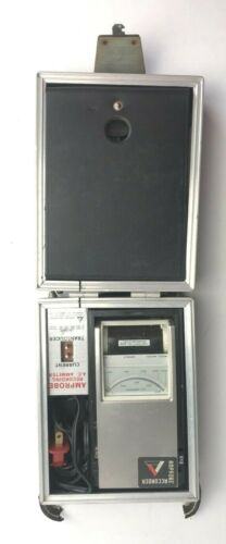 Amprobe Recorder A.C. Ammeter Model AA1500