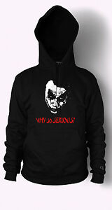 Joker-Hoodie-Why-So-Serious-Batman-Jumper-Heath-Ledger-Mens-Womens-t-shirt