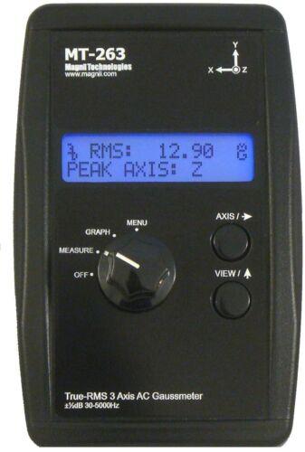 Magnii MT-263 EMF Meter Gaussmeter