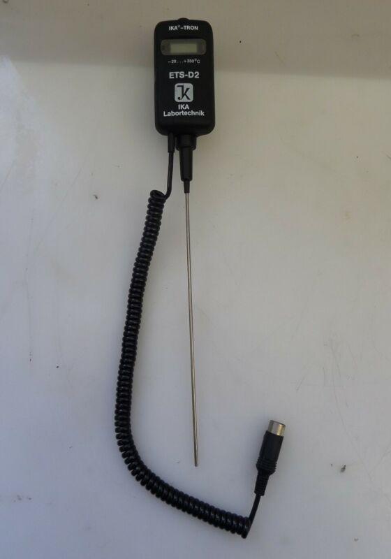 IKA IKA-TRON ETS-D2 Hotplate Digital Temperature Sensor