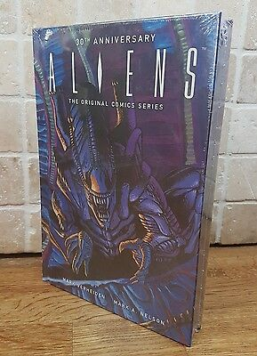 Loot Crate Exclusive Aliens 30th Anniversary Original Comic Series Hardback NEW