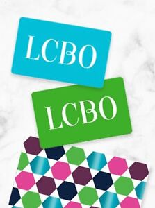 LCBO Giftcard - Value $100 Selling $90