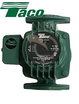 Taco 0011-f4 18-hp Cast Iron Cartridge Circulating Pump