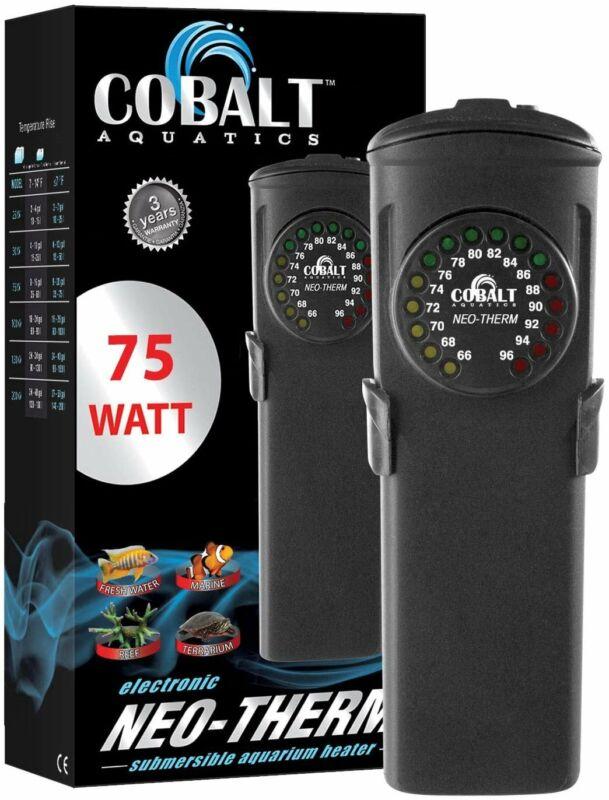 Cobalt Neo-Therm Plastic LED Heater 75 watt
